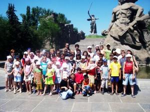 Путешествие в Волгоград